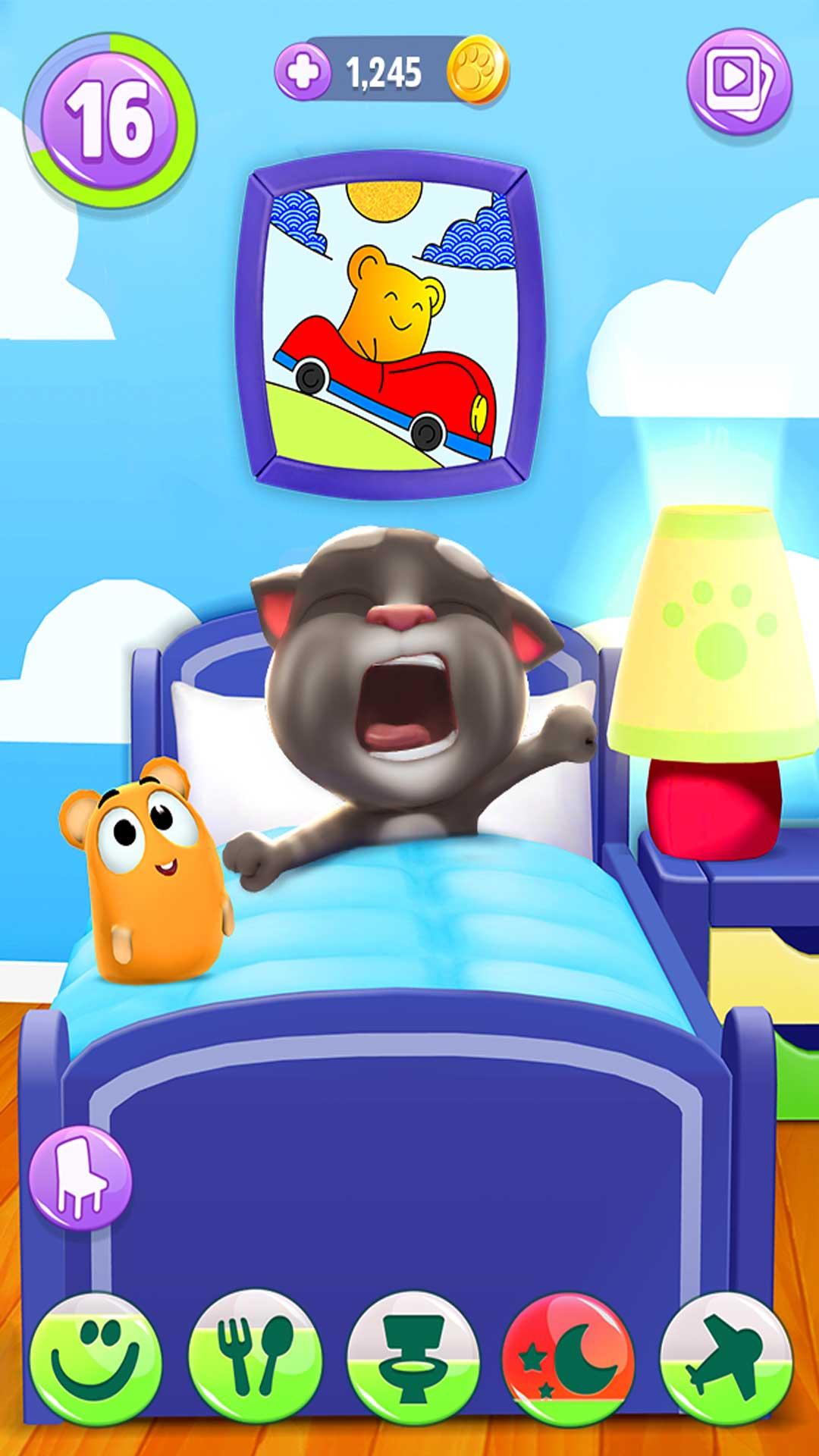 我的汤姆猫2最新版7.0|我的汤姆猫2安卓版7.0免费下载