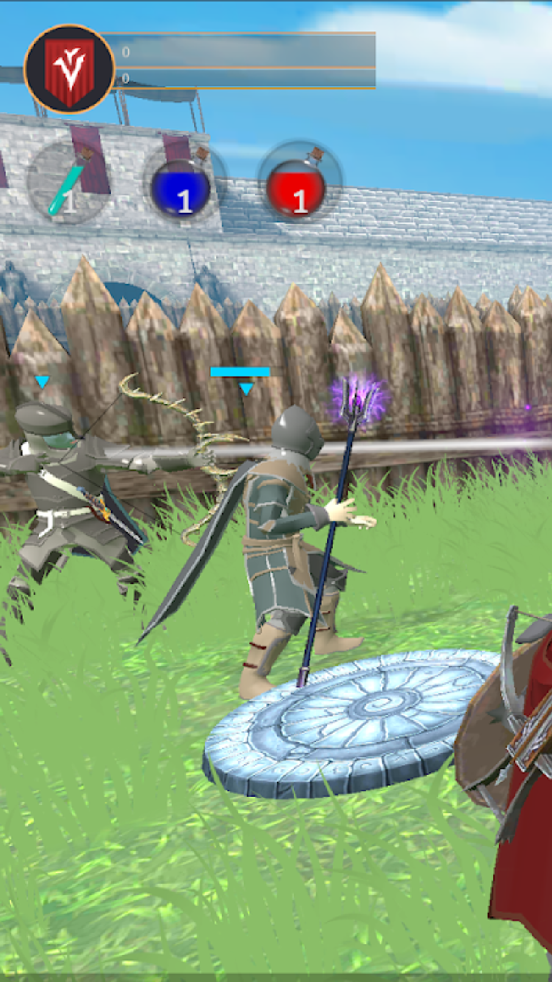 战斗魔法:法术与剑安卓版 战斗魔法:法术与剑最新0.21.64a破解版免费下载