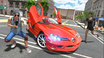 奔驰跑车模拟器