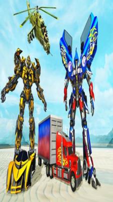 擎天柱机器人大战