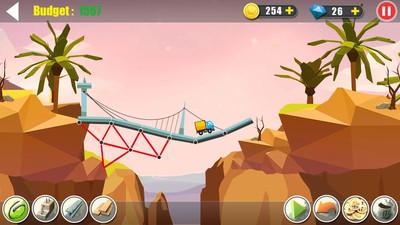 真实桥梁建设模拟游戏
